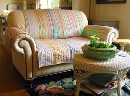 White Sofa Cover by Make Your Own Loveseat Protector Storybook Woods