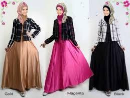 gaun muslim model baju pesta muslimah untuk remaja remaja update remaja update