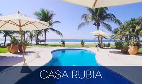 casa rubia un resort privado frente a la playa u2013 en puerto