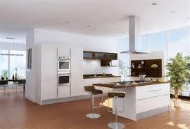 plan de cuisine moderne avec ilot central ilot central de cuisine jet set