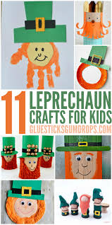 11 lucky leprechaun crafts for st patrick u0027s day glue sticks and