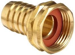 anderson metals brass garden hose swivel fitting connector 3 4