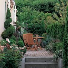 Inexpensive Landscaping Along Privacy Fence For Landscape Backyard