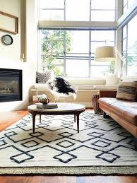 Choosing A Rug Size How To Choose The Right Rug For Every Room Apartment Therapy