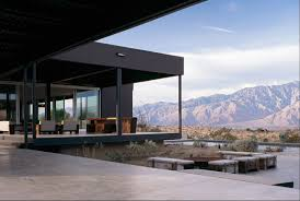 Contemporary House by Contemporary House In Desert Springs By Marmol Radziner