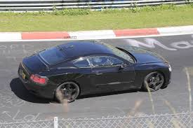 bentley turbo r slammed spied next gen bentley continental gt takes to the track