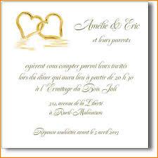 lettre pour mariage modele de lettre pour invitation a un mariage meilleur de