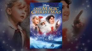one magic christmas youtube