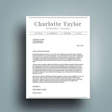 Teacher Resumes That Stand Out The 25 Best Teacher Resume Template Ideas On Pinterest Resume