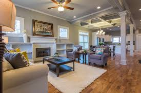 craftsman open floor plans best atlanta properties craftsman home in edgewood has it all