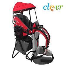 Deuter Kid Comfort Ii Sunshade Best Baby U0026 Child Backpack Carriers Reviews Whatbabyneedslist Com