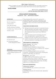 free executive resume templates sle resume templates for office managermedical manager free