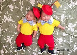 Tweedle Dee And Tweedle Dum Costumes The Cheese Thief Twins Halloween Costume Diy