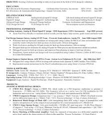 Sample Resume For Experienced Embedded Engineer Download Circuit Design Engineer Sample Resume