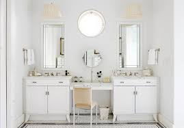 Bathroom With Two Separate Vanities by General Portfolio Images Traditional Bathroom Atlanta By