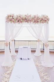 wedding arch las vegas and justin s stunningly grey and white wedding