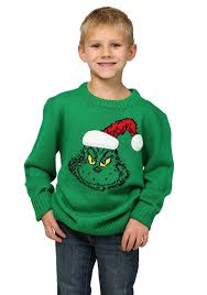 grinch christmas sweater hybrid how the grinch stole christmas boys