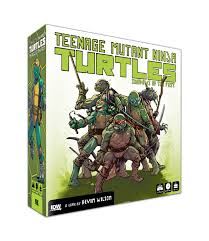 teenage mutant ninja turtles shadows idw games