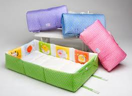 one touch portable baby bed from babyard b2b marketplace portal