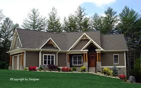 craftsman style ranch house plans house plan 97608 order code fb101 craftsman ranch traditional