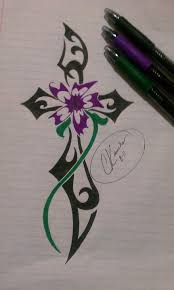 91 best tattoo crosses images on pinterest drawing drawings and
