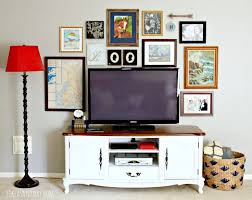 the 25 best tv gallery walls ideas on pinterest decorating