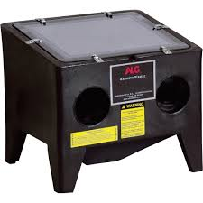 sandblaster cabinet for sale alc top open benchtop abrasive blast cabinet model 41389