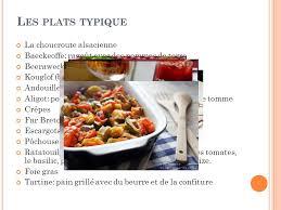 cuisine typique les plats typiques français ppt télécharger