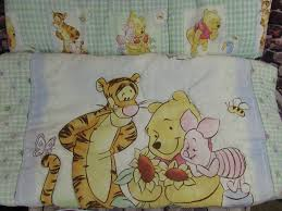 winnie the pooh baby bedding set curtains nursery bedding and
