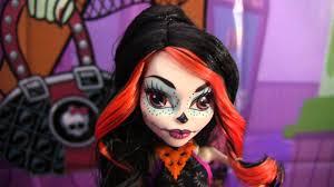 skelita calaveras high scaris skelita calaveras doll review