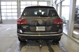volkswagen touareg 2015 with 47 250km at st jerome volkswagen