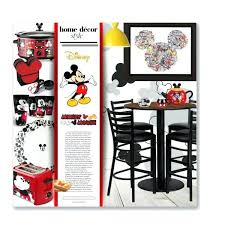 mickey mouse home decorations mickey mouse kitchen decor mickey mouse kitchen decorating ideas