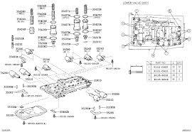 lexus rx300 oil lexus gs30 35 43 460grs190r betqk powertrain chassis valve