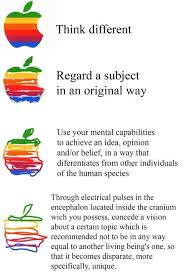 Different Memes - think different increasingly verbose memes know your meme