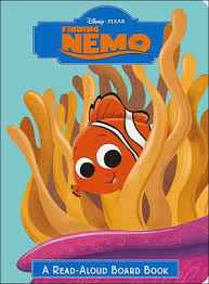 Finding Nemo Story Book For Children Read Aloud Finding Nemo A Read Aloud Board Book By Rh Disney Disney Storybook