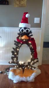 Pictures Of Christmas Decorations In The Philippines 50 Adorable Penguin Christmas Decorations From Pinterest Pink Lover