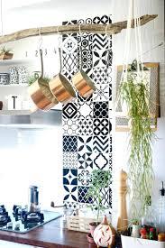 revetements muraux cuisine revetement mural cuisine best adhesif pour sur carrelage