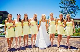 yellow bridesmaid dress bridesmaids dresses by color style and trend dress photos