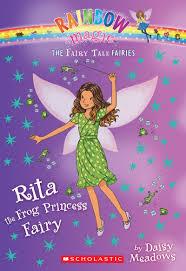 Mermaid Fairy Lacey The Little Mermaid Fairy By Daisy Meadows Scholastic