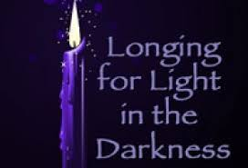 Advent Candle Lighting Readings Longing For Light In The Darkness Education For Justice