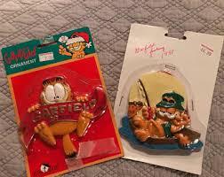 garfield ornaments etsy