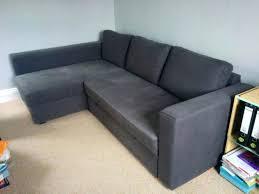 Corner Sofas On Ebay Ikea Corner Sofa Bed Leather Pink Ebay 18709 Gallery