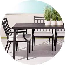 Dining Table Chairs Set Patio Furniture Target