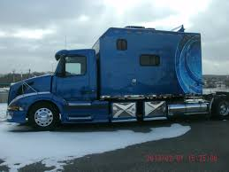 used volvo semi trucks volvo with large sleeper gotta love them big rigs pinterest