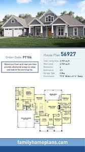 cottage style house plan 3 beds 2 5 baths 1492 sq ft plan 450 1 best 25 craftsman house plans ideas on pinterest craftsman