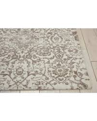 Nourison Kitchen Rugs Deals 26 Nourison Damask Das06 Ivory 2 3 X 3 9