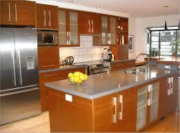 luxury kitchen warm home design