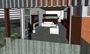 Resting Space Blocks Infill Apartment Proposal 3ten Studio