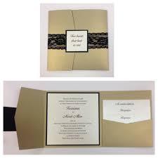 wedding invitations hamilton wedding invitation pocket envelopes new custom wedding invitations