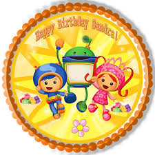 team umizoomi cake topper team umizoomi 2 edible cake and cupcake topper edible prints on